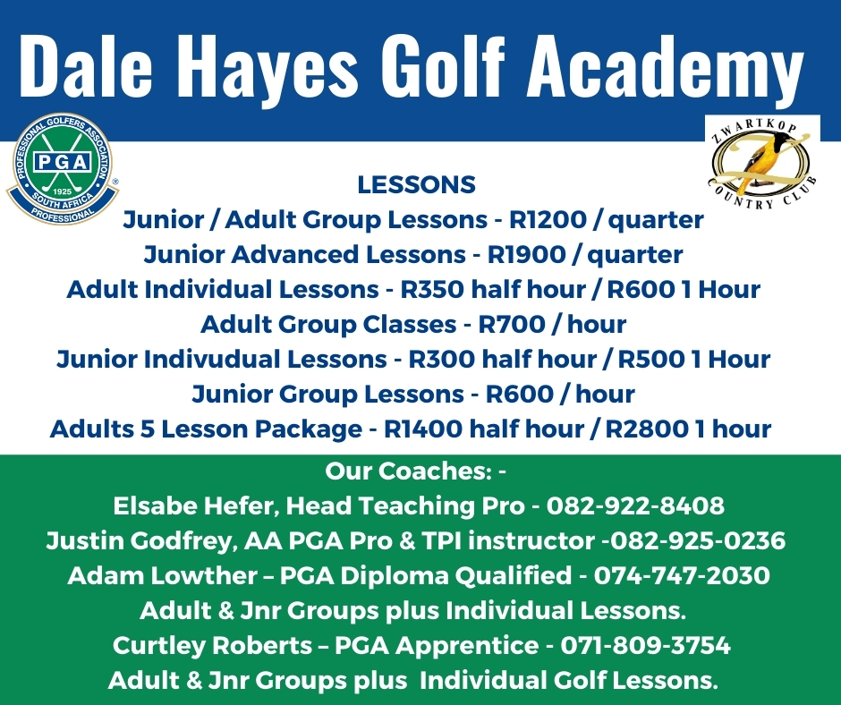 Dale Hayes Golf Academy