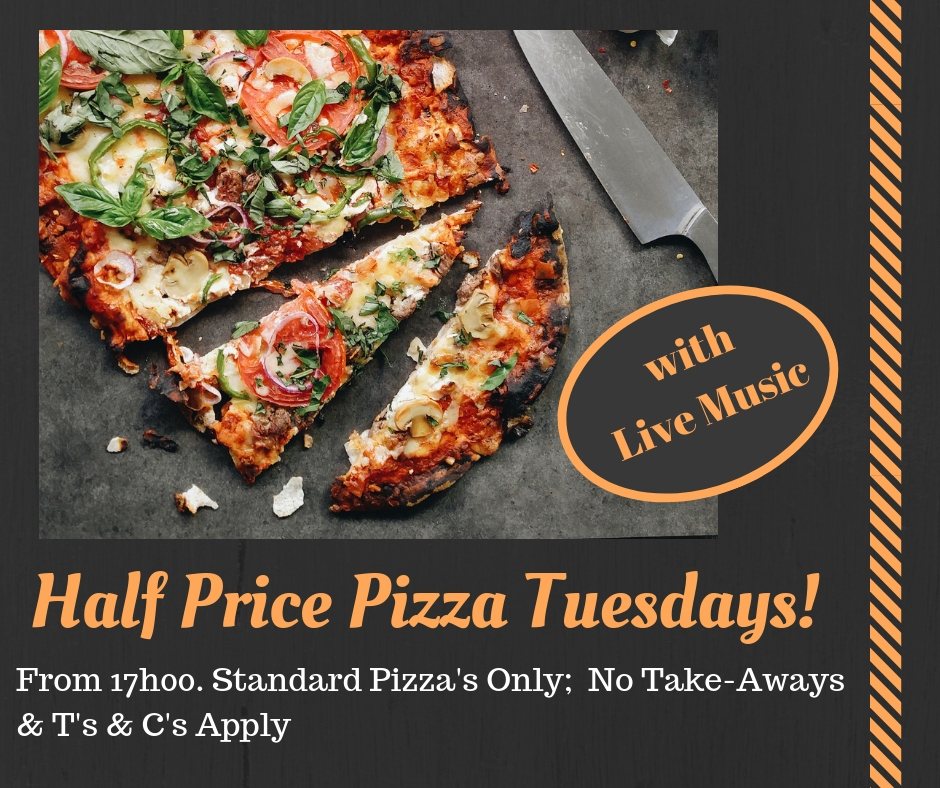 Half Price Pizza Night