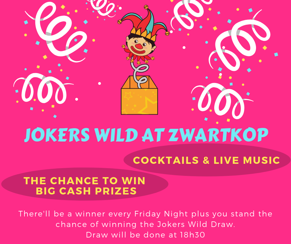 Jokers Wild Draw