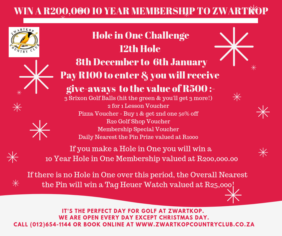 Win a 10-year Membership!