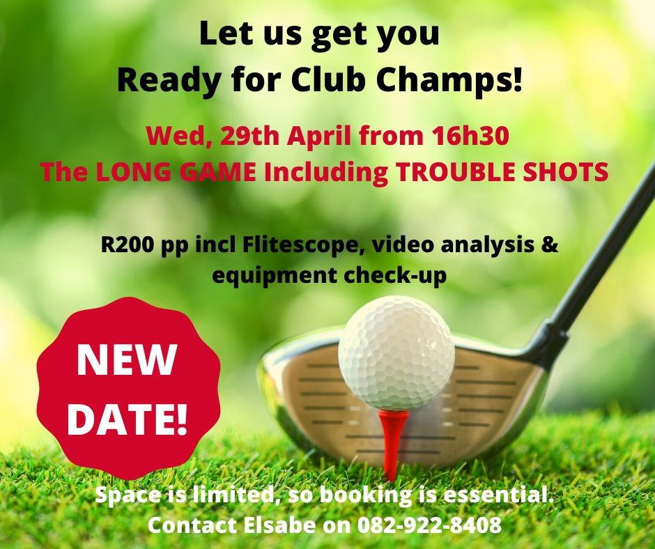Club Champs Clinic