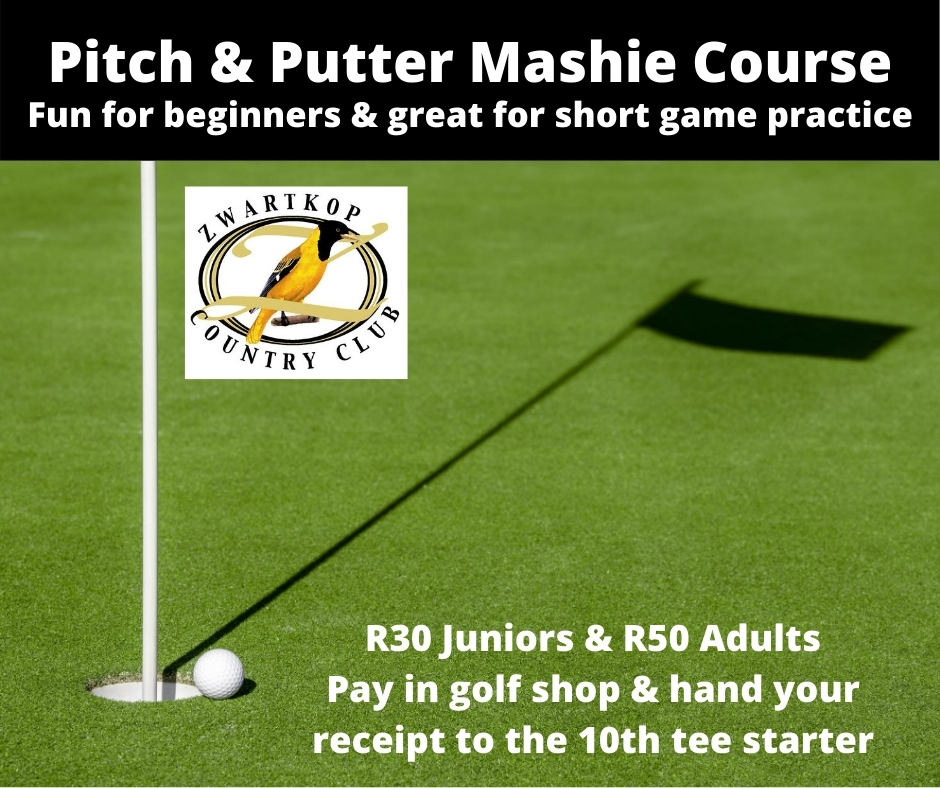 Pitch & Putter Mashie Course