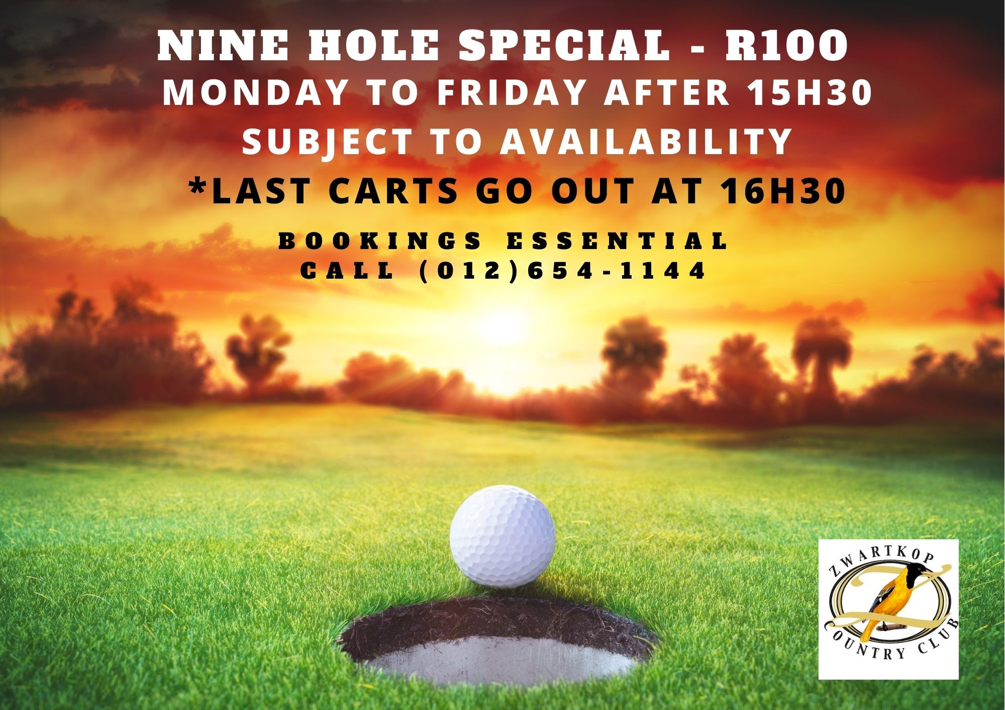 9-Hole Special